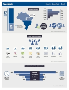 Perfil dos usuários brasileiros