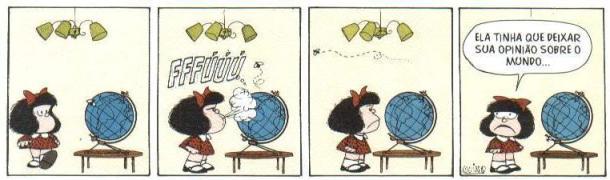 Mafalda Opinião